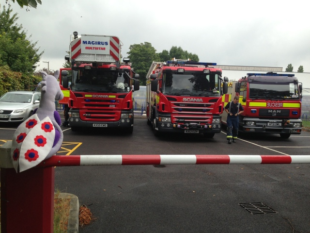 "NEWZ-SPOOF: ""Cambridgeshire Fire and Rescue despatch three fire engines following reports of fire breathing dragon in neighbourhood!"""
