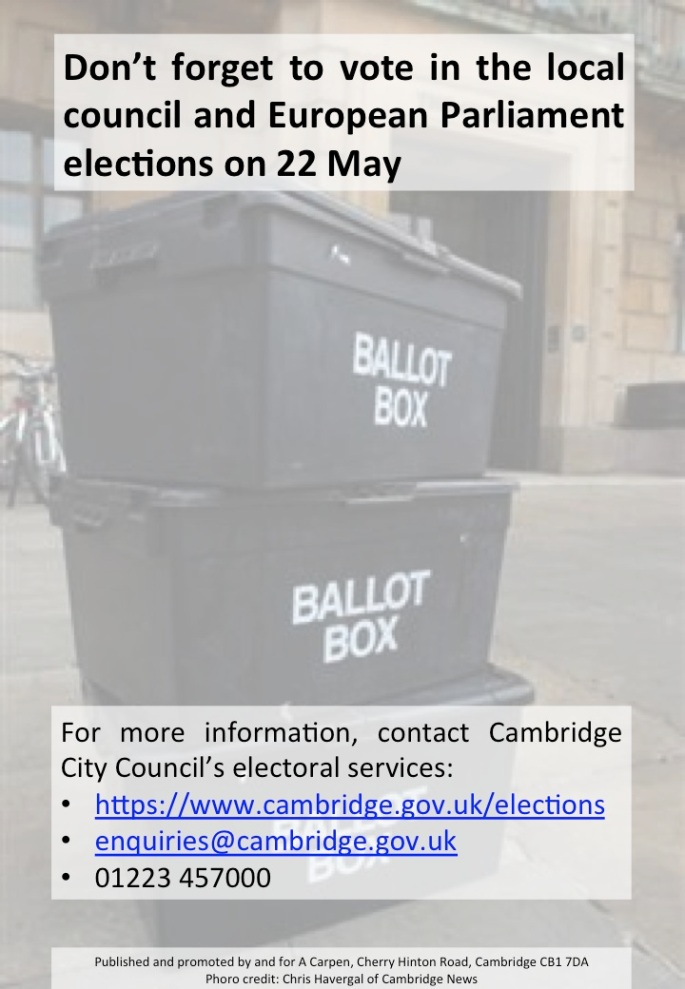 Photo source http://www.cambridge-news.co.uk/News/Labour-no-go-zones-would-be-transformed-by-changing-voting-system-research-20140221060000.htm