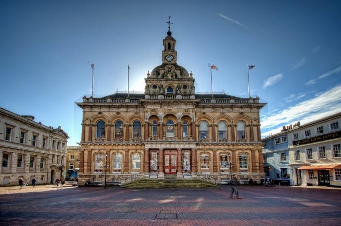 Ipswichtown-hall
