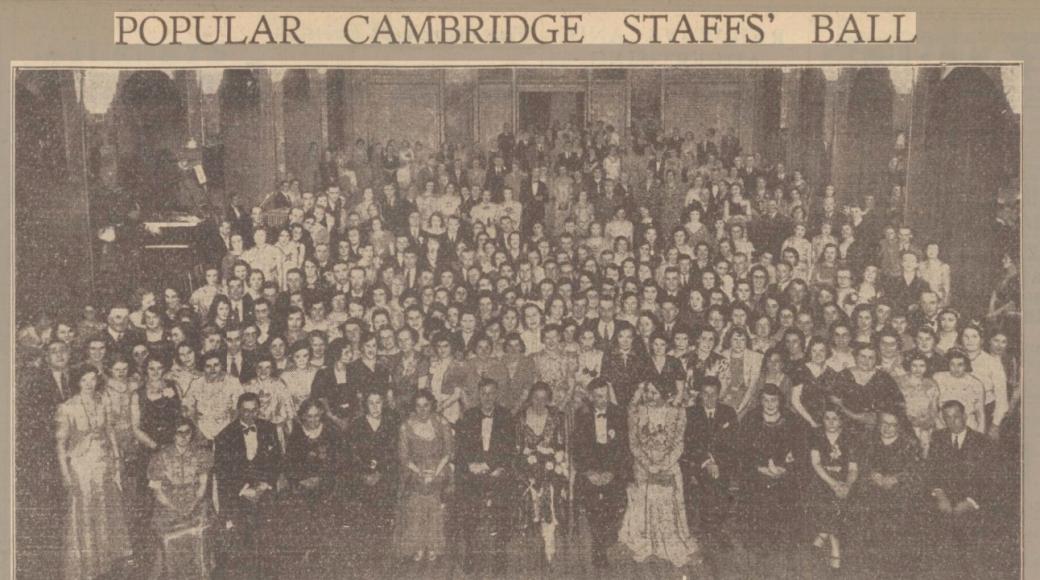 CambridgeDomesticStaffBall1939
