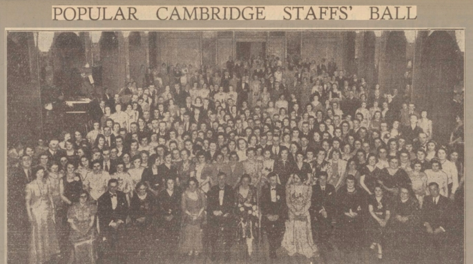 CambridgeDomesticStaffBall1939