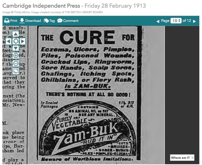 130228 Zambuk advert ailments