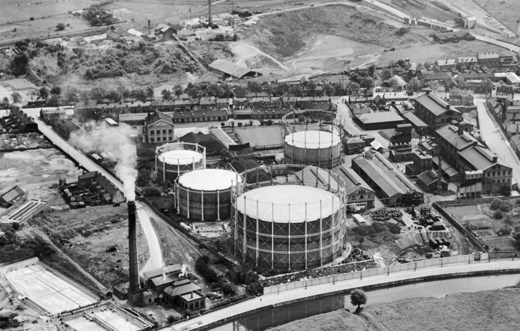 Cambridge Gas Works