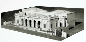 Shire Hall Court House 28184
