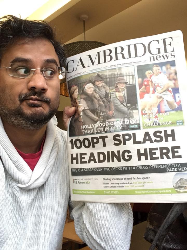 171207 Cambridge News Headline Error with AC