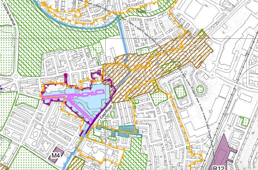 190613 Cambridge Local Plan East Road Kite