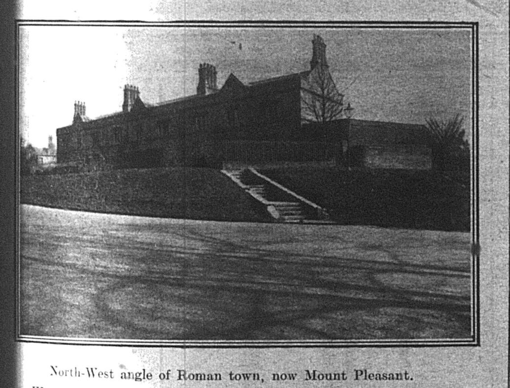 280404 Mount Pleasant Roman Town